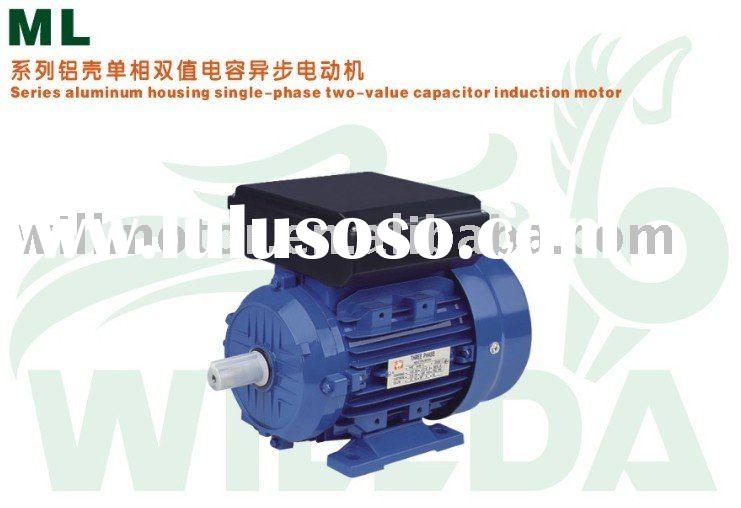 ML 712-4 Aluminum Housing Single-phase Two-value Capacitor Induction Motor