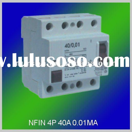 MOLLER RESIDUAL CURRENT CIRCUIT BREAKER EARTH LEAKAGE CIRCUIT BREAKER DEVICE ( ELCB,RCCB,RCD,RCBO )