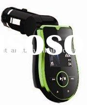 MP3 bluetooth car kit with FM transmitter