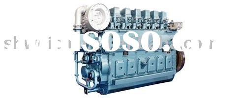 Marine diesel engine, CW250 medium-speed diesel engine