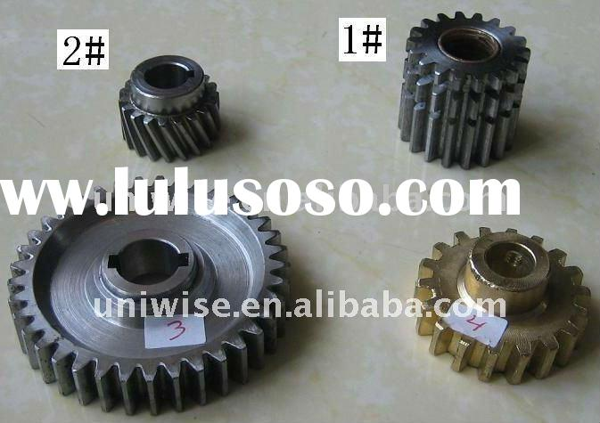 Meat grinder parts, gears