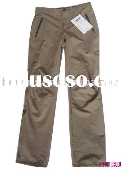 Men's designer business casual pants