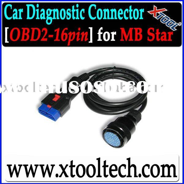 Mercedes Benz Diagnostic Tool MB C3 Star Accessory OBD2 16 PIN Cable