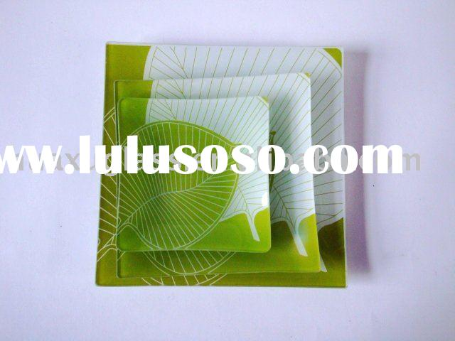 Microwave Glass Tray/plate