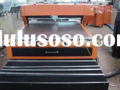Middle power laser cutting machine for die board