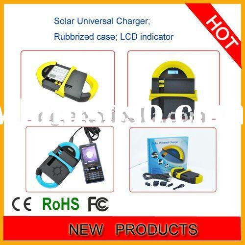 Mini USB portable solar panel chager for iPhone, battery packs,mobilephone,camera with CE,ROSH,FCC