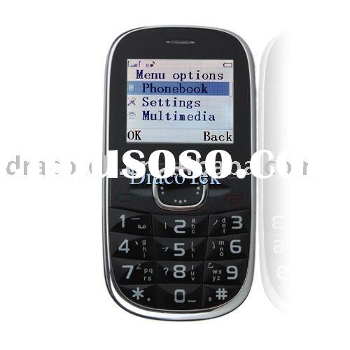 Mobile Companion - Senior Citizen Cell Phone- Quad Band FM support TF card expend