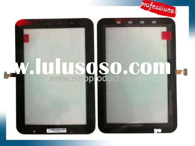 Mobile phone Digitizer Touch Screen For Samsung P1000 Galaxy Tab