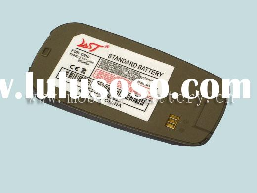 Mobile phone batteries For SAMSUNG C210