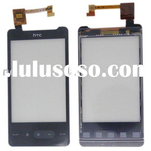Mobile phone parts for HTC HD MINI Touch screen,accept paypal