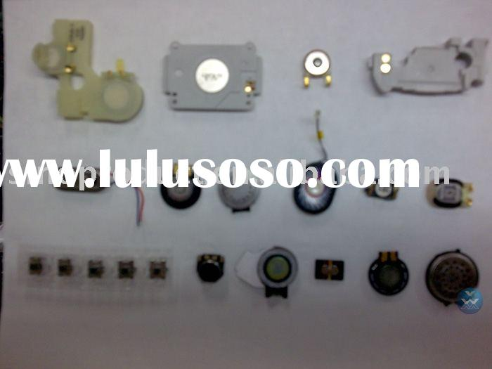 Mobile phone spare parts,cell phone buzzer,microphone,speaker,charger connector available