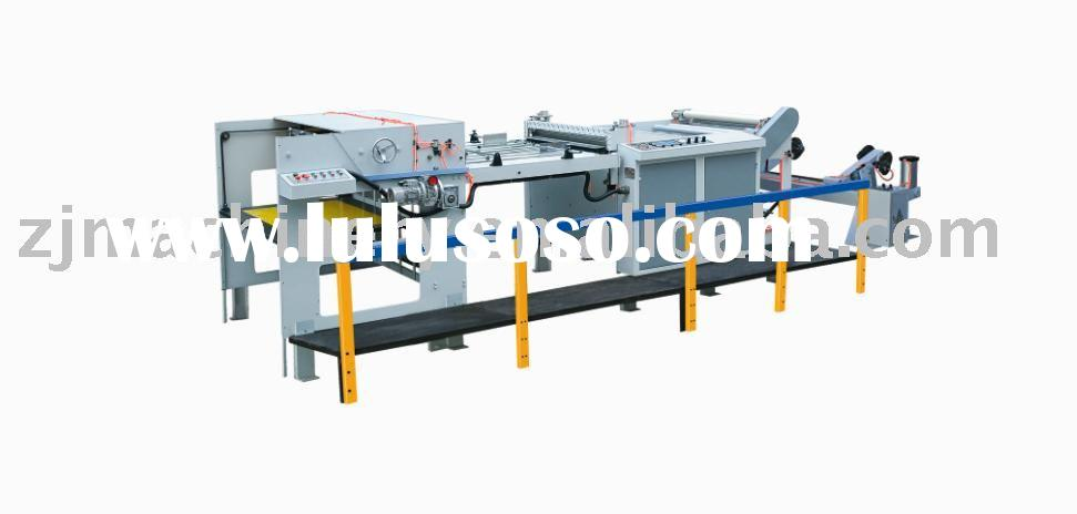 Model DFJ1100-1600 High Speed Computer Auto Finishing Cutting Machine(No Shaft Uwinding)