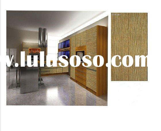 Modern Kitchen Cabinet Door From Wooden High Glossy UV Board (EM-3927)