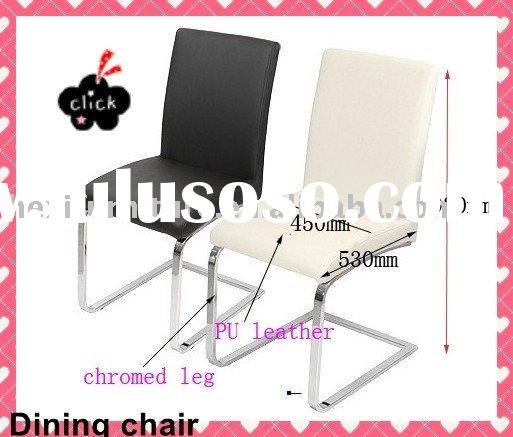 Modern PU leather chair dining room furniture dining chair from manufacturer CH-536