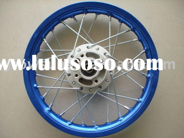 Motorcycle Parts Of Dirt Bike Alloy Wheel Rim