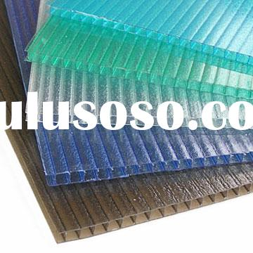 Multi-Wall Polycarbonate Sheet Polycarbonate Hollow Sheet