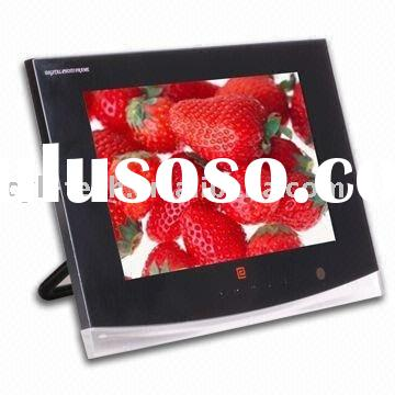 Multifunction Digital Photo Frame with 7.0-inch TFT Display and Touch Key