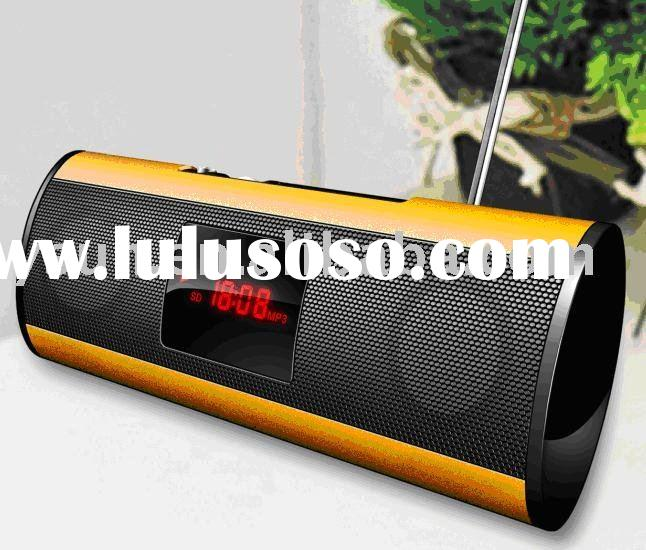 Multimedia portable with SD/MMC card slot+MP3 player