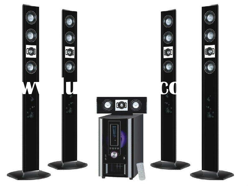 N002 5.1 Home Theatre System