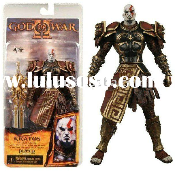 NECA God of War 2 Kratos Game Action Figure