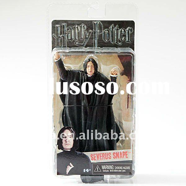 NECA Harry Potter Deathly Hallows Series 1 Action Figure Severus Snape 7""