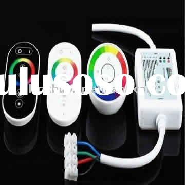 NEWEST wireless touch rgb controller led dimmer