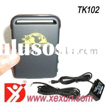 NEW Dual Sim GPS GSM GPRS Car Tracker Device with SD card slot