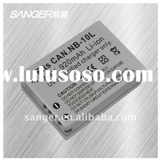 NEW digital camera battery for CANON NB10L