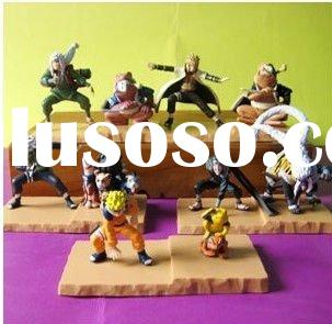 Naruto Action Figures Toys Gifts Factory Directly TOY 5 pcs/set