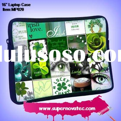Neoprene Laptop Sleeve with 1-side sublimation printing