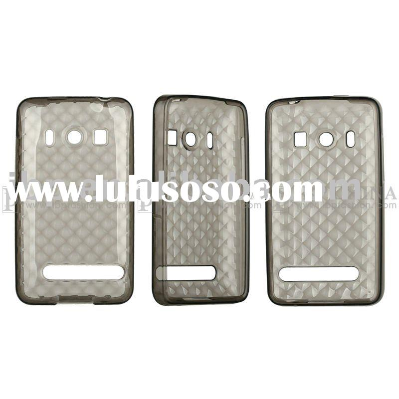 New Arriavl Fashion Designer Mobile Phone TPU Case for HTC EVO 4G