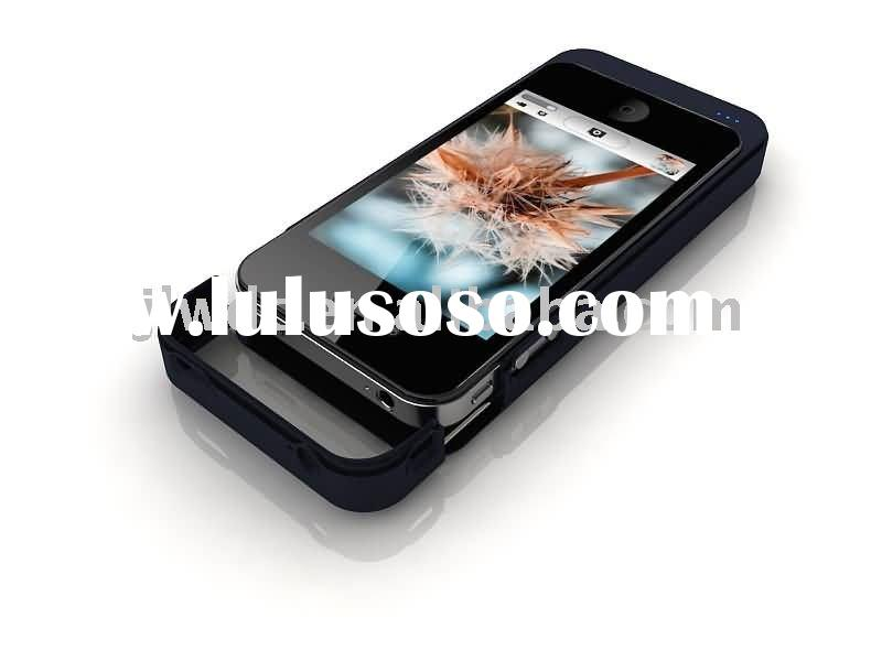 New External Battery Cover Case for iPhone 4 4G 1600mAh -China TOP leader mobile accessories manufac
