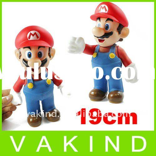 New Super Mario Bros 19 cm Poseable Action Figure Toy
