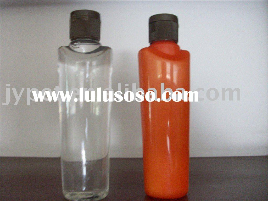New style Plastic bottle, PET botle, Cometic packaging for shampoo
