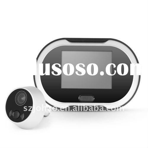 Newest product 2012 3.5'' LCD digital door eye viewer