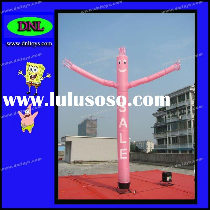 Newly produce christmas sky dancer/advertising inflatable sky dancer