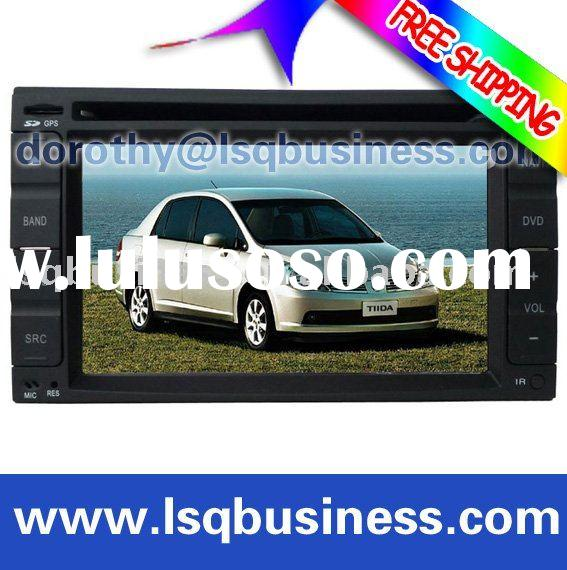 Nissan Sunny car DVD with gps NAVIGATION with Can-bus USB,SD&MMC slot,with Bluetooth/iPod functi