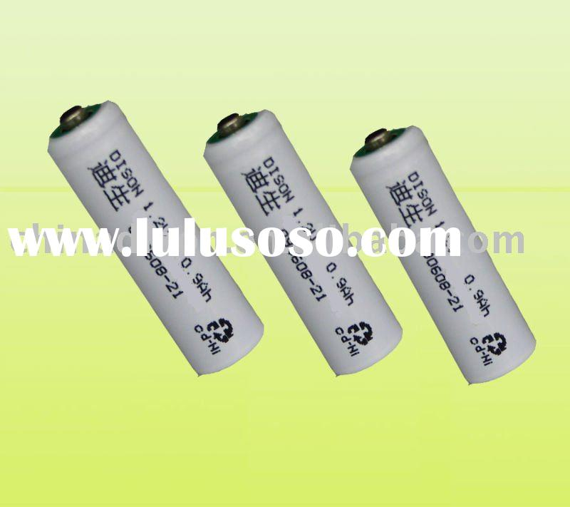 Normal used AA type Ni-CD Rechargeable Battery 600mAh~900mAH