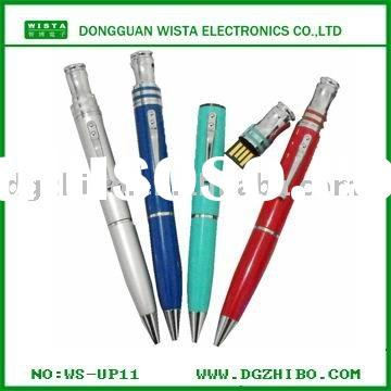 OEM 16GB usb flash pen with laser ,u flash drive disk pen