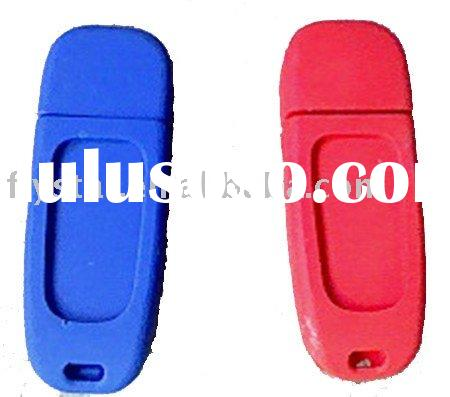 OEM Rubber Coated USB Flash Memory Drives