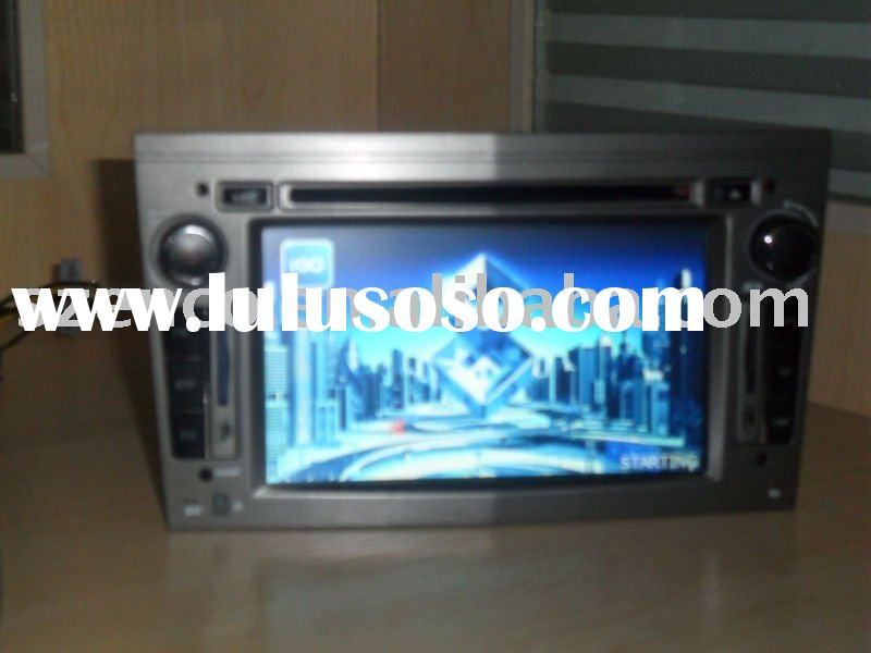 OPEL ZAFIRA car dvd player with auto gps navigation radio stereo system