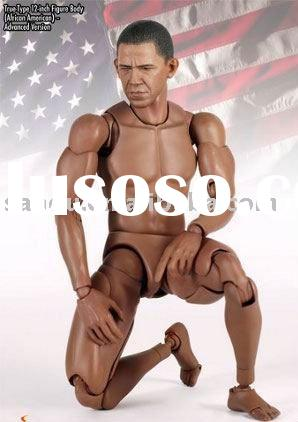 Obama / Action figure body 12 inch/ Action Figures/Anime figures