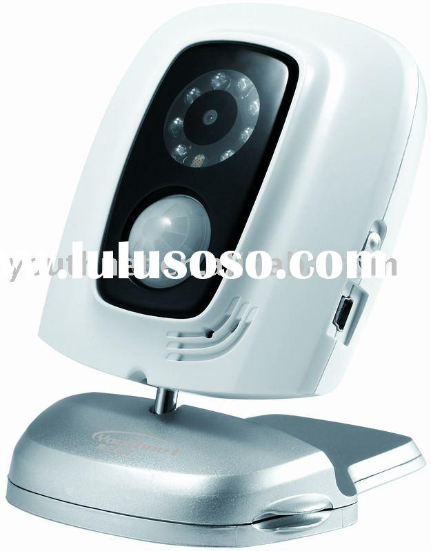 Original auto security camera(send alarm to cellphone, home security system, camera)