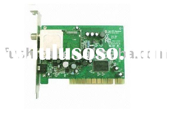 PCI DVB-S TV Card / DVB-S PC TV Tuner Card