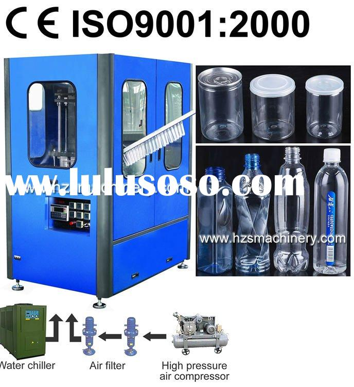 PET bottle blowing machine( semi automatic)