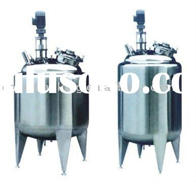 Series solution preparation tank, pharmaceutical and chemical machine