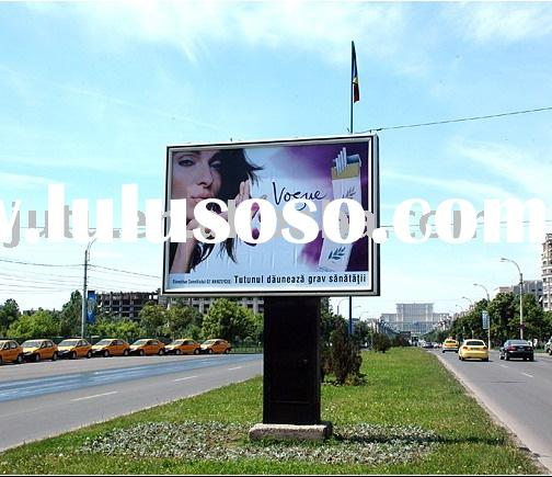 PVC Digital Printing Backlit Flex Banner Solvent Inkjet Media (JB5505 610g)