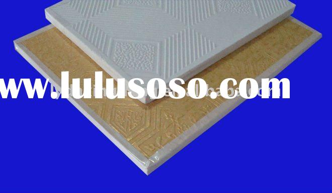 PVC Gypsum Ceiling Board gypsum board