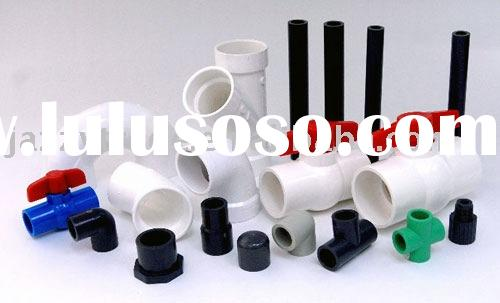PVC and UPVC Water Supply Pipe Fitting, SCH40