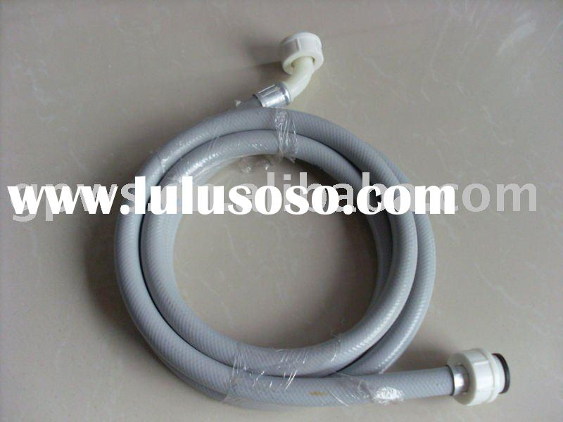 PVC inlet water hose, washing machine parts hose.